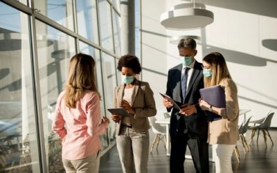 Engaging Employees and Reducing Risk in a Pandemic